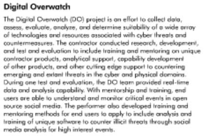 digital overwatcb